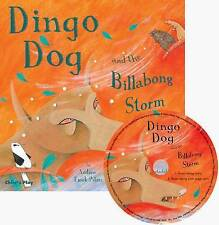 Dingo Dog and the Billabong Storm (Traditional Tales with a Twist)-ExLibrary