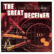 A Venom Well Designed by The Great Deceiver (Metal) (CD, NEW) At The Gates