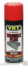 NEW VHT High Temp SP204 RED WRINKLE PLUS Spray Paint Can Auto Car Valve Cover