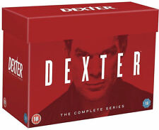 DEXTER SEASONS 1-8 COMPLETE DVD BOX SET NEW SERIES 1 2 3 4 5 6 7 8