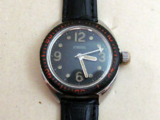 RAKETA PAKETA Amphibian USSR vintage men's mechanical wristwatch