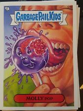 Garbage Pail Kids 2007 All-New Series ANS 7 #54a Molly Pop NrMint-Mint