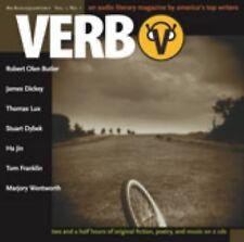 Verb Vol. 1 : An Audioquarterly (2005, Audio, Other, Unabridged)