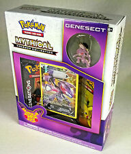Mythical Genesect Collection Box 2X Generations Booster Packs, Holo Promo XY119