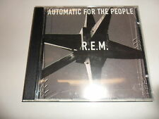 Cd   R.E.M.  ‎– Automatic For The People