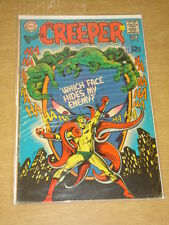 CREEPER BEWARE THE #4 G/VG (3.0) DITKO ART DC COMICS DECEMBER 1968 **