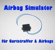 Airbag pretensores simulador Opel Astra F G H J corsa
