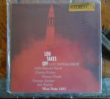 Classic Records LP 1rst Edition Lou Donaldson: Lou Takes Off st1591 Blue Note