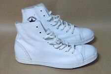 Converse hi-top blanc en cuir CT mnml bout d'aile uk 10/9.5 eu 44 Century Project