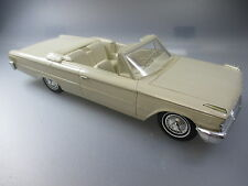 Office: us promo car, 1:25, mint condition, Ford thunderbird cabriolet, plastic, 1965