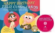 Sing-Along Songs: Happy Birthday / Feliz Cumpleaños : A Traditional Song in...