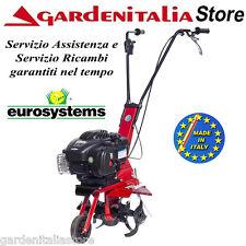 Motozappa Eurosystems La Zappa motore a benzina 4 Tempi Motozappe MADE IN ITALY