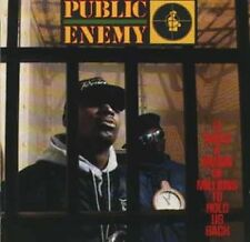 PUBLIC ENEMY - IT TAKES A NATION (CD)