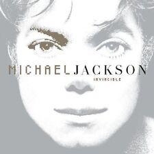 MICHAEL JACKSON (INVINCIBLE CD - SEALED + FREE POST)