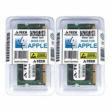 4gb Kit 2x 2GB Apple Macbook iMac PC2-6400 800Mhz MB323LL/A Sodimm Memory Ram