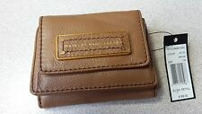 $168 MARC BY MARC JACOBS Too Hot Billfold French Genuine Leather Wallet