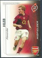 SHOOT OUT 2005-2006-ARSENAL-ALEXANDER HLEB
