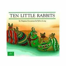 Kids cool paperback:Ten Little Rabbits-count rabbits+American Indian culture too