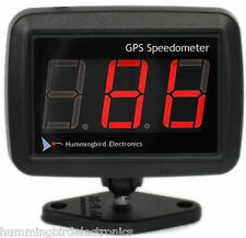 Digital GPS Speedometer with RAM Mounting System + Magnetic Mount Antenna