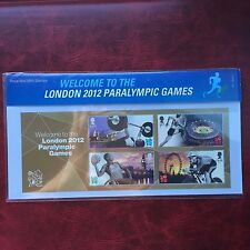 Welcome to the London 2012 Paralympic Games Presentation Pack 475