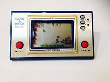 Vintage, Retro,Nintendo GAME & WATCH-**FIRE**FR-27** 1981 Widescreen Made JAPAN