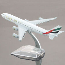 Emirates Airlines Diecast Metal Plane Model Airlines Aeroplane Scale Desk Toy
