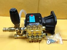 Comet ZWD 4040G 4GPM Pressure Washer Pump Assembly 4000PSI With Unloader