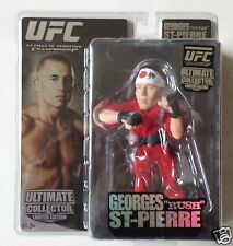 GEORGES ST. PIERRE  Round 5 Series 1 UFC Figure  Rare Limited Edition  2760/3000