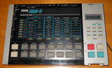 Vintage Korg DDD-1 Digital Drum Machine with Rare Sampling Card