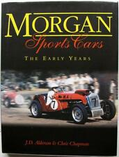 MORGAN SPORTS CARS THE EARLY YEARS J D Alderson & Chris Chapman ISBN:1850756805