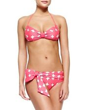 NWT kate spade new york Marmount Halter Bikini Top & Side-Bow Bikin Bottom Large