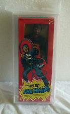 VINTAGE NEW IN BOX NIB 1975 MATTEL BIG JIM JIM'S WOLF PACK THE WHIP AFA 80