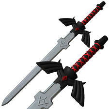 Dark Link Shadow Legend of Zelda Foam Master Sword Halloween Costume Replica