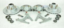 Kodiak Boat Trailer Integral Hydraulic Disc Brake Set ALL DAC 5 Bolt 3500# Axle
