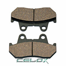 Front Brake Pads For Honda CB400T Hawk 1980 1981 / CM400C Custom 400 1981