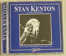 Big Band Music Stan Kenton and His Orchestra by Stan Kenton CD