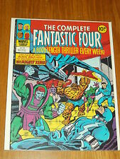 FANTASTIC FOUR THE COMPLETE #26 MARVEL BRITISH WEEKLY 22 MARCH 1978