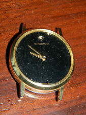 FORT PARTS PIECES old Watch ANCIEN MONTRE suisse SWISS made SINDACO uhr VINTAGE