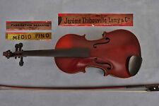 Jérôme Thibouville - Lamy & Cie : Violon et Archet - Etui & Accessoires ca 1900