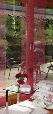 Flächenvorhang Schiebevorhang  0,60x2,45 m Trendvlies Gardine pink Sonderpreis !