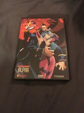 NIGHT WARRIORS - Darkstalkers' Revenge Alpha Anime DVD