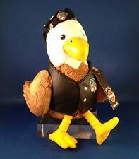 COLLECTIBLE RARE EAGLE CHICKS TOY HARLEY DAVIDSON H-D ADULT KID CHILD PLUSH NEW
