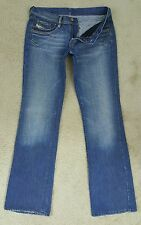 Mens Diesel Industry Jeans 28 X 33 Pre-owned EUC  Zip Fly Medium Denim