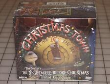 "Nightmare Before Christmas Trading Card Game ""Christmas Town""  36 Pack Box New"