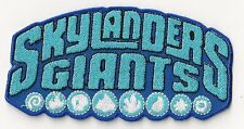 SKYLANDERS GIANTS  IRON ON PATCH BUY  2 GET 3 OF THESE