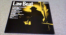 NORRIE PARAMOR LAW BEAT LIBRARY BLAXPLOITATION COP FUNK DRAMA THEMES LP LISTEN