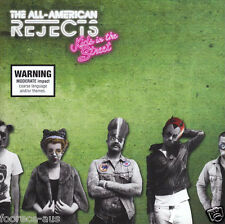 cd-album, The All American Rejects - Kids In The Street, 16 Tracks, Australia