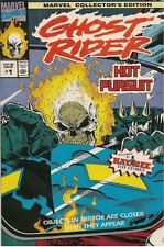 GHOST RIDER HOT PURSUIT 1 GIVEAWAY PROMO KAYBEE KB RARE COLLECTORS EDITION NM
