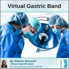 GASTRIC BAND WEIGHT LOSS WITH HYPNOTHERAPY - A SELF-HYPNOSIS AUDIO CD