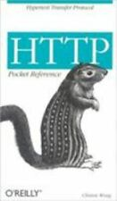 HTTP Pocket Reference : Hypertext Transfer Protocol by Clinton Wong (2000,...